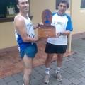 Male Marathon trophy